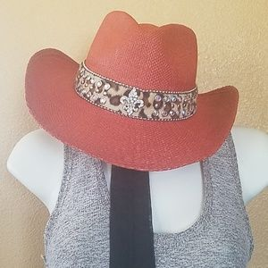 Olive & Pique-Cowgirl Hat